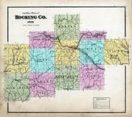 Index Map, Hocking County 1876