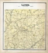 Laurel Township, Gibisonville, Pine Creek, Hocking County 1876