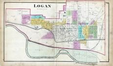 Logan, Hocking County 1876