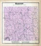 Marion Township, Hocking River, Rush Creek, Hocking County 1876