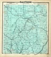 Salt Creek Township, Haynes, Hocking County 1876