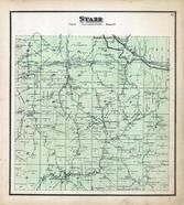 Starr Township, Haydeville Station, New Cadiz, Hocking River, Hocking County 1876