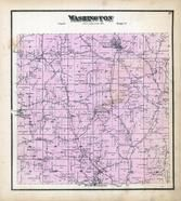 Washington Township, Ewing, New Mt. Pleasant, Point Pleasant, Ilesborough, Hocking County 1876