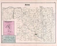 Knox Township, Stevenson, Union Village, Nashville, Mohican Creek, Holmes County 1875