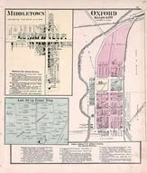 Middletown, Oxford, Paint, Holmes County 1875