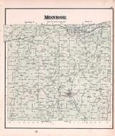 Monroe Township, Paint Valley, Centreville, Holmes County 1875