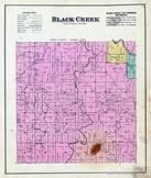 Black Creek Township, Peter LaBadie Reserve, Charley Reserve, Mercer County 1888