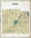 Butler Township, Coldwater, Philothea, Mercer County 1888