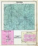 Center Township, Neptune, Wabash P.O., Macedon, Mercer County 1888