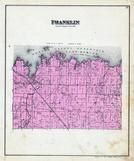 Franklin Township, Montezuma, Mercer County Reservoir, Mercer County 1888