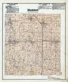Marion Township, Carthagenia, Sebastian, Chickasaw, Marysville, Rose Garden, Mercer County 1888