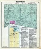 Recovery Township, St. Joseph, Oakland Spur, Ferner, Mercer County 1888