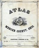 Title Page, Mercer County 1888