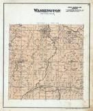Washington Township, Padua P.O., Wabash, Macedon, Erastus, Mercer County 1888