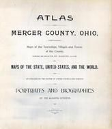Mercer County 1900