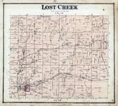 Lost Creek Township, Casstown, Miami County 1871