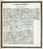 Emerald Township, Paulding County 1892