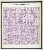 Latty Township,, Paulding County 1892
