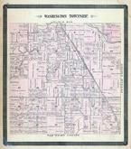 Washington Township, Auglaize River, Prairie Creek, Paulding County 1892