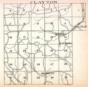 Clayton Township, Rehobeth, Redfield, Cloverhill, Saltillo, Perry County 1941
