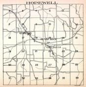 Hopewell Township, Gelnford, Glass Rock, Chalfants, Perry County 1941
