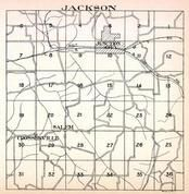Jackson Township, Junction City, Salem, Crossenville, Perry County 1941