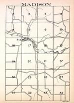 Madison Township, Mt. Perry, Johnathan Creek, Perry County 1941