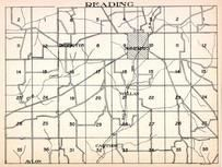 Reading Township, Aylon, Somerset, Wellan, Carthon, Perry County 1941
