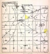 Thorn Township, Thornport, New Salem, Thornville, Bruno, Zion Town, Walser, Perry County 1941