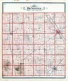 Big Springs Township, Adrian, Alvada, Springville, New Riegel, Seneca County 1896 Published by Rerick Brothers