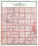 Hopewell Township, Tiffin, Bascom, Seneca County 1896 Published by Rerick Brothers