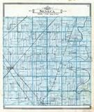 Seneca Township, McCutchenville, Berwick, Seneca County 1896 Published by Rerick Brothers