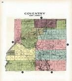 Coventry Township, Akron, Kenmore, Long Lake, East Reservoir, East Barberton, Summit County 1910