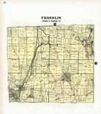 Franklin Township, Turkey Foot Lake, Manchester, Dlinton, Warwick, Mud Lake, Summit County 1910