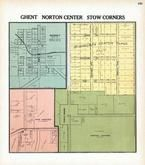 Ghent, Norton Center, Stow Corners - Page 123, Summit County 1910