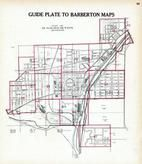 Index Map - Barberton Maps, Summit County 1910