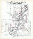 Index Map - Cuyahoga Falls Township, Summit County 1910