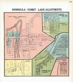 Peninsula, Comet, Lake Allotments - Page 125, Summit County 1910
