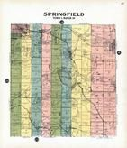 Springfield Township, Akron, Brittain, Mogadore, Summit County 1910