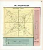 Tallmadge Center - Page 121, Summit County 1910