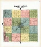 Tallmadge Township, Akron, Summit County 1910