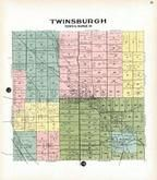 Twinsburgh Township, Mill Track, Summit County 1910
