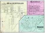 Maineville, Cozaddale, Mason, Warren County 1875