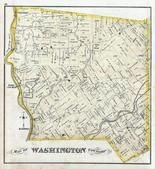 Washington Township, Fort Ancient, Hammel, Warren County 1875