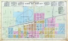 Bryan City - North, Williams County 1894