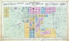 Bryan City - South, Williams County 1894