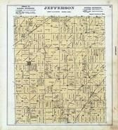 Jefferson Township, West Jefferson, Williams County 1894