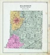 Madison Township, Pioneer, Kunkle