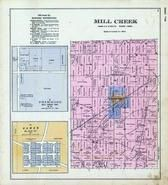 Mill Creek Township, Hamer, Primrose, Alvordton, Williams County 1894