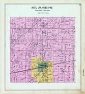 St. Joseph Township, Edgerton, Williams County 1894